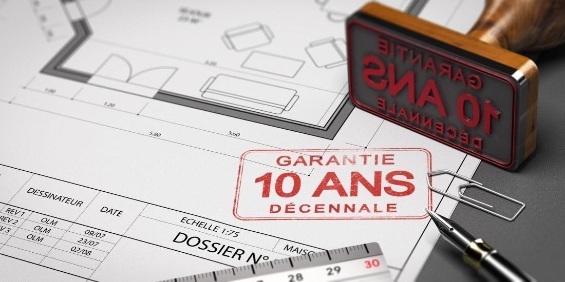 garantie decennale garantie neuf